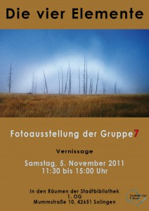Photoexhibition Four Elements