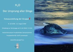 H2O - the source of all things