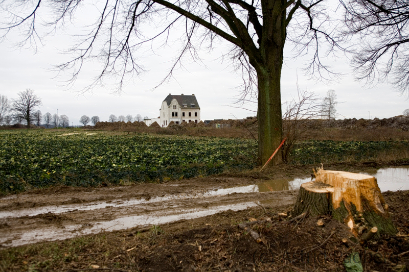 Otzenrath - last house standing