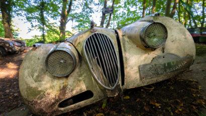 Classic car, Autoskulpturenpark