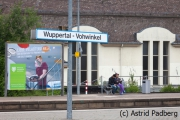 Train station Wuppertal-Vohwinkel