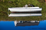 Scalpay, house-boat, Hebrides, GB
