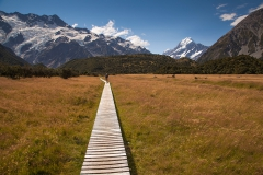 Mt. Cook Village, Kea Point Track
