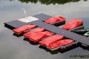 Boats, dam