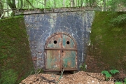 Tunnel at Wupper dam