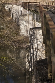 Railway Bridge Vogelsmühle, Radevormwald