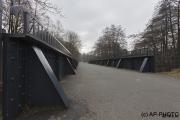 Pedestrians Bridge, Hückeswagen