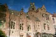 Bruges upside down