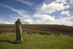 Bennett's Cross, Dartmoor
