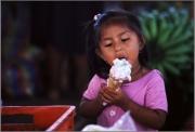 Girl, Galapagos Islands