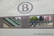 Train, Liege, Guillemins, Belgium