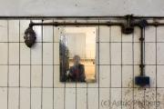 Selfportrait, Airport Berlin-Tempelhof