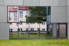 Facade, Dessau, Germany
