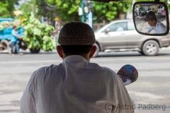 Driver, Cambodia