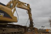 Excavator(s) - big and small, Otzenrath