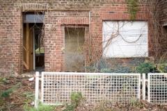 Abandoned house, Otzenrath