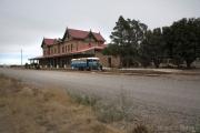 Historic Train Station Puerto Deseado