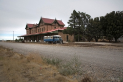 Historic Train Station Puerto Deseado