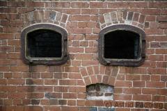 Disused brickyard, Porth Wen